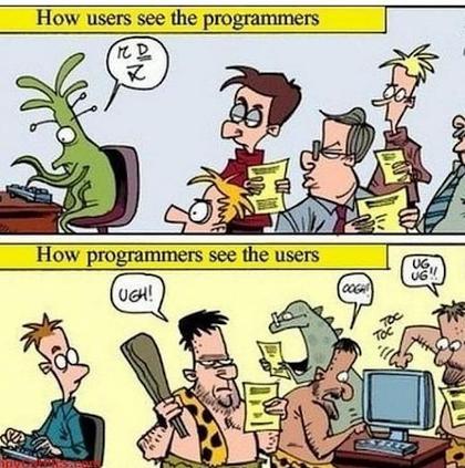 We're Aliens | ProgrammerHumor.io