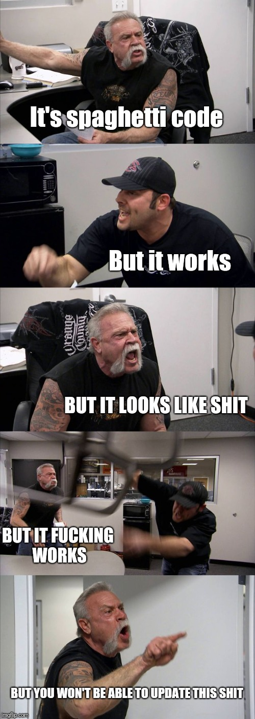 Me and my friend while coding | coding-memes | ProgrammerHumor.io