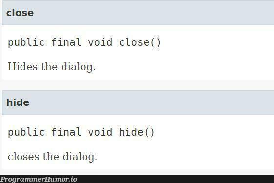 Instructions unclear.   ide-memes, public-memes   ProgrammerHumor.io
