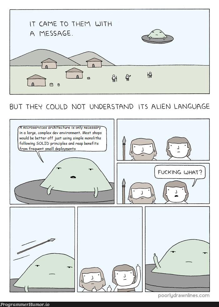 Distributed computing is hard, y'all   computing-memes   ProgrammerHumor.io