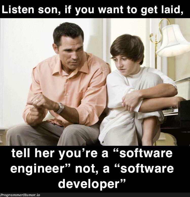 Couldn't Be More True | developer-memes, software-memes, software developer-memes, engineer-memes, list-memes | ProgrammerHumor.io