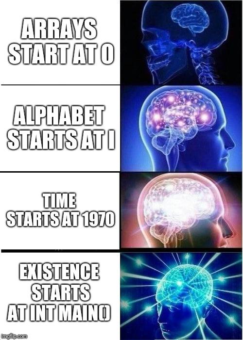 Don't let your memes be dreams | array-memes, arrays-memes | ProgrammerHumor.io