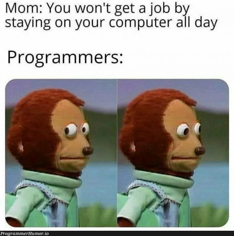 Programmers will know the importance of computer   programmer-memes, computer-memes, program-memes   ProgrammerHumor.io