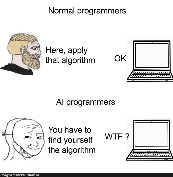 please respect your computer | programmer-memes, computer-memes, program-memes, algorithm-memes | ProgrammerHumor.io