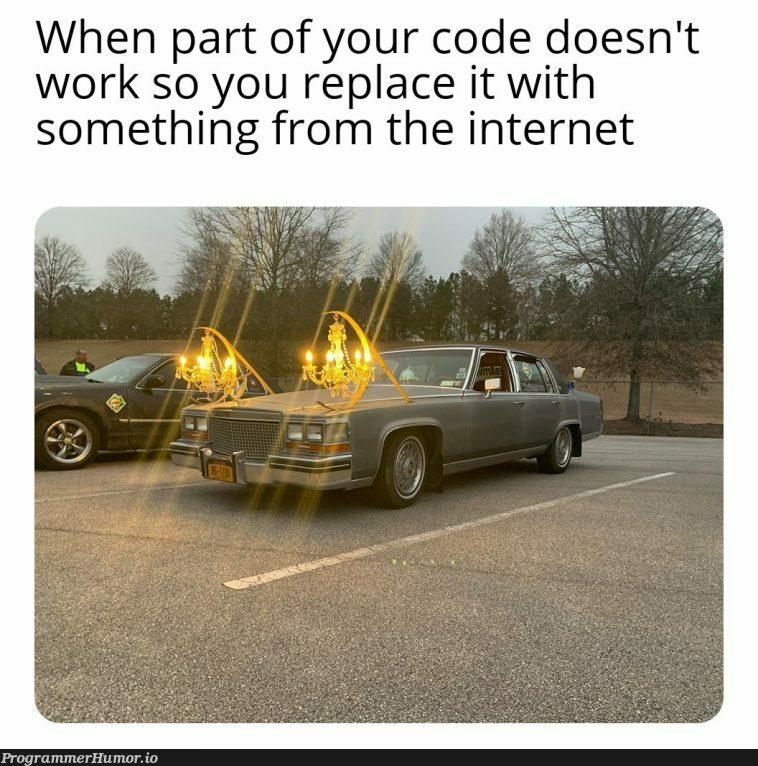 I was told I should post this here   code-memes, internet-memes, IT-memes   ProgrammerHumor.io