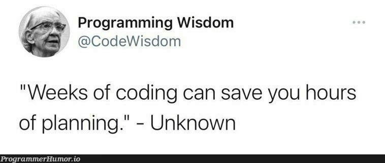 Dunno if this has been posted before, but... yeah   programming-memes, coding-memes, code-memes, program-memes   ProgrammerHumor.io