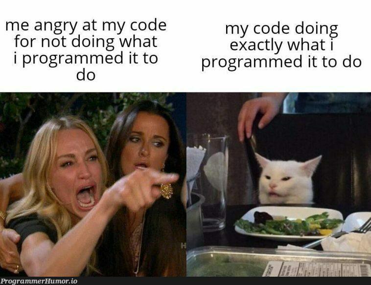 Happens often | code-memes, program-memes, IT-memes | ProgrammerHumor.io