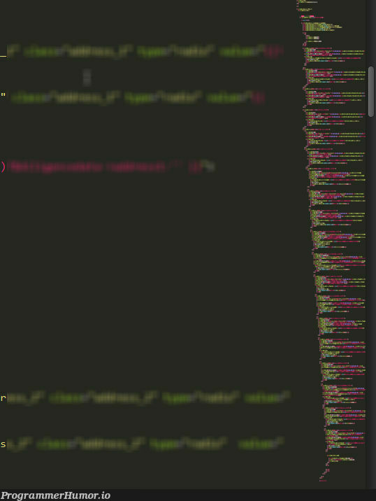 Do you even indent bro? Outsourced some code to India :(   code-memes   ProgrammerHumor.io