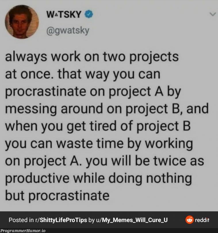 Pro tip   reddit-memes, product-memes   ProgrammerHumor.io