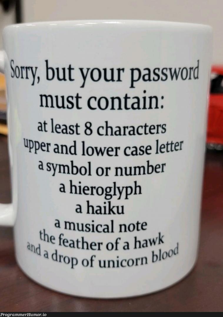 Password   password-memes   ProgrammerHumor.io