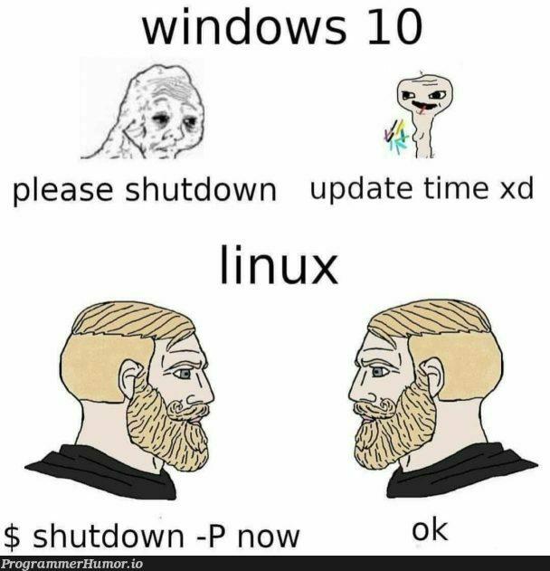 Can't recall when I last shutdown my MacBook   ux-memes, windows-memes, date-memes, mac-memes, macbook-memes   ProgrammerHumor.io