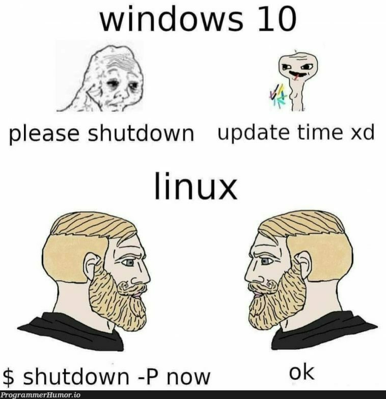 Can't recall when I last shutdown my MacBook | ux-memes, windows-memes, date-memes, mac-memes, macbook-memes | ProgrammerHumor.io