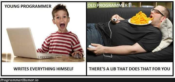 Types of programmers... | programmer-memes, program-memes | ProgrammerHumor.io