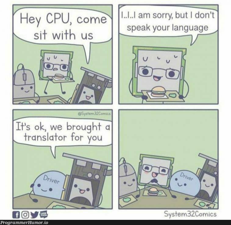 It fits in here | IT-memes, language-memes, cs-memes | ProgrammerHumor.io