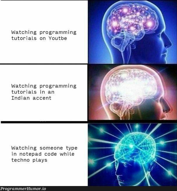 We all know the best kind of tutorials. | programming-memes, code-memes, tech-memes, program-memes, indian-memes, notepad-memes | ProgrammerHumor.io