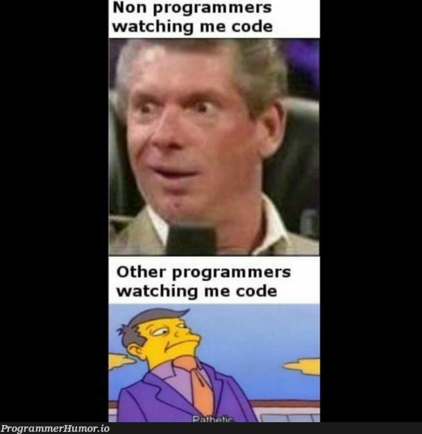 Pretty much. | programmer-memes, code-memes, program-memes | ProgrammerHumor.io