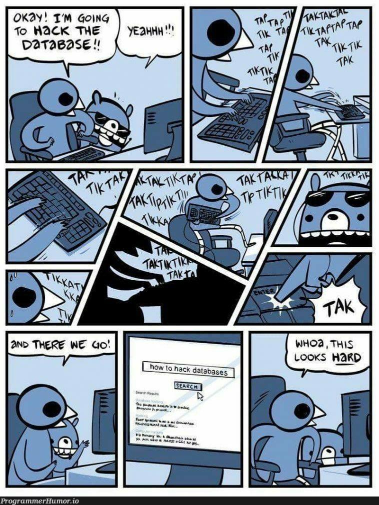 Started Hacking FBI in Quarantine | hacking-memes, data-memes | ProgrammerHumor.io