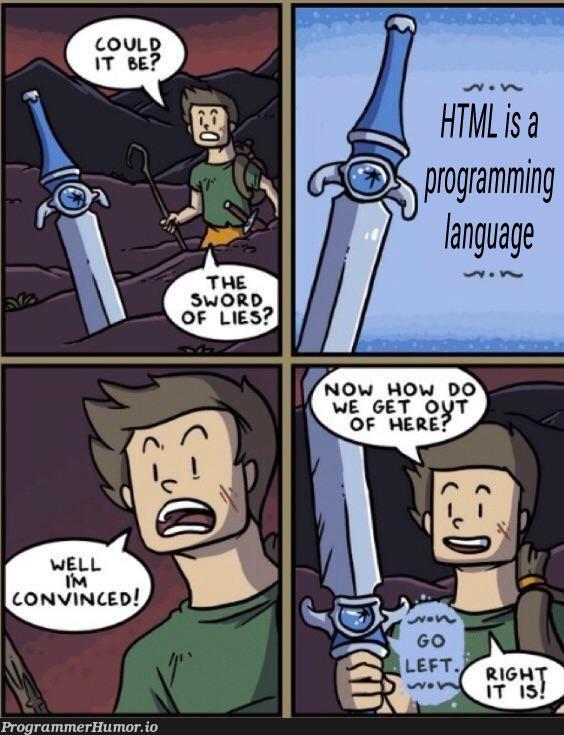 So !True   programming-memes, program-memes, ML-memes, language-memes, programming language-memes   ProgrammerHumor.io