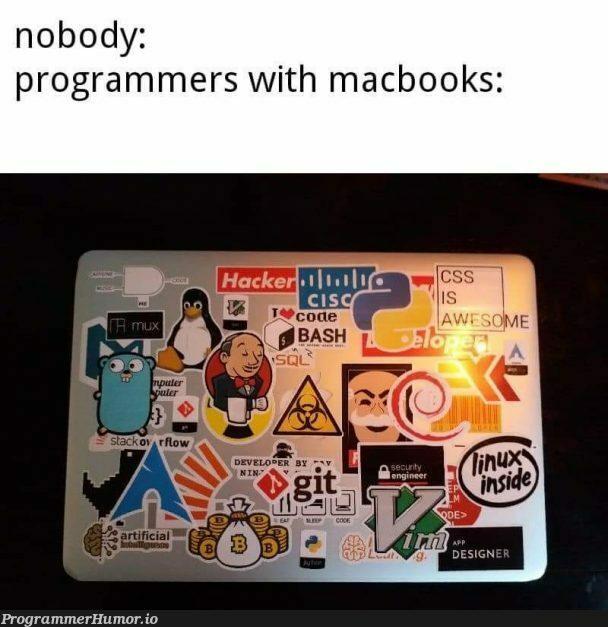 Full Stackoverflow Developer   programmer-memes, developer-memes, stackoverflow-memes, stack-memes, program-memes, overflow-memes, mac-memes, macbook-memes, full stack-memes   ProgrammerHumor.io