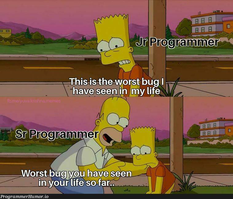 Long way to go.. | bug-memes | ProgrammerHumor.io
