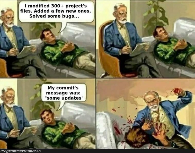 why waste time say lot word when few word do trick | bugs-memes, bug-memes, date-memes | ProgrammerHumor.io