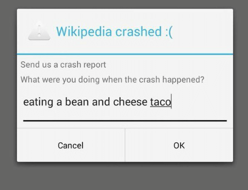 What more they have to know? | crash-memes | ProgrammerHumor.io