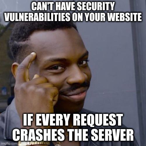 Trying to configure Apache | web-memes, website-memes, server-memes, try-memes, security-memes, apache-memes, crash-memes | ProgrammerHumor.io