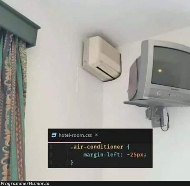 CSS is life | css-memes, cs-memes | ProgrammerHumor.io