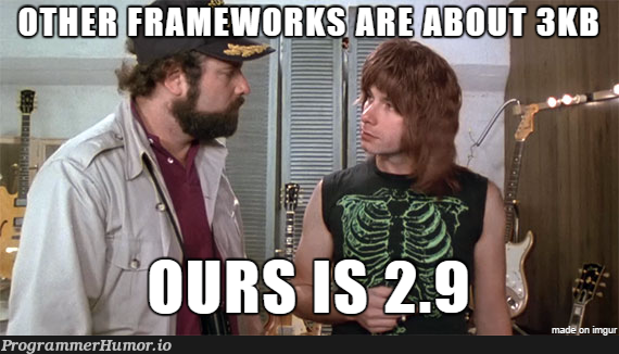 Everytime I see a new CSS Framework... | css-memes, cs-memes, framework-memes | ProgrammerHumor.io