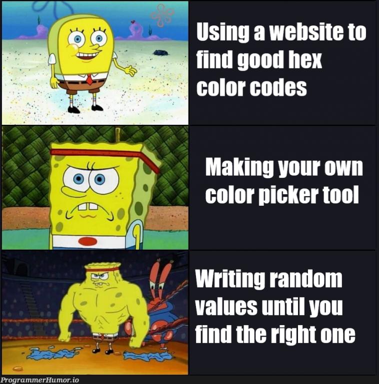 I like #9052DE | web-memes, website-memes | ProgrammerHumor.io