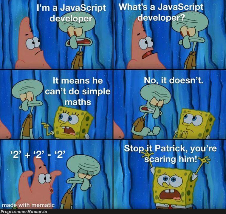 We all are scared!   java-memes   ProgrammerHumor.io