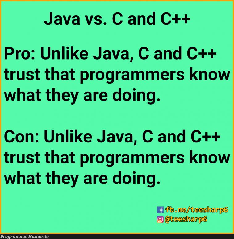 I C now   programmer-memes, java-memes, program-memes, c++-memes, c-memes, rust-memes   ProgrammerHumor.io
