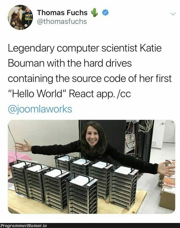 Hello Hole   code-memes, computer-memes, react-memes, ML-memes, source code-memes   ProgrammerHumor.io