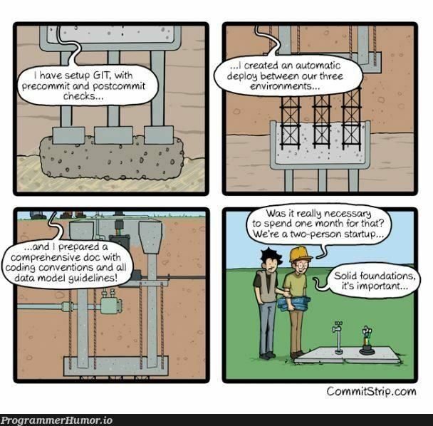 It's awesome code, until you look at it again the next week | coding-memes, code-memes, git-memes, IT-memes, ide-memes, startup-memes | ProgrammerHumor.io