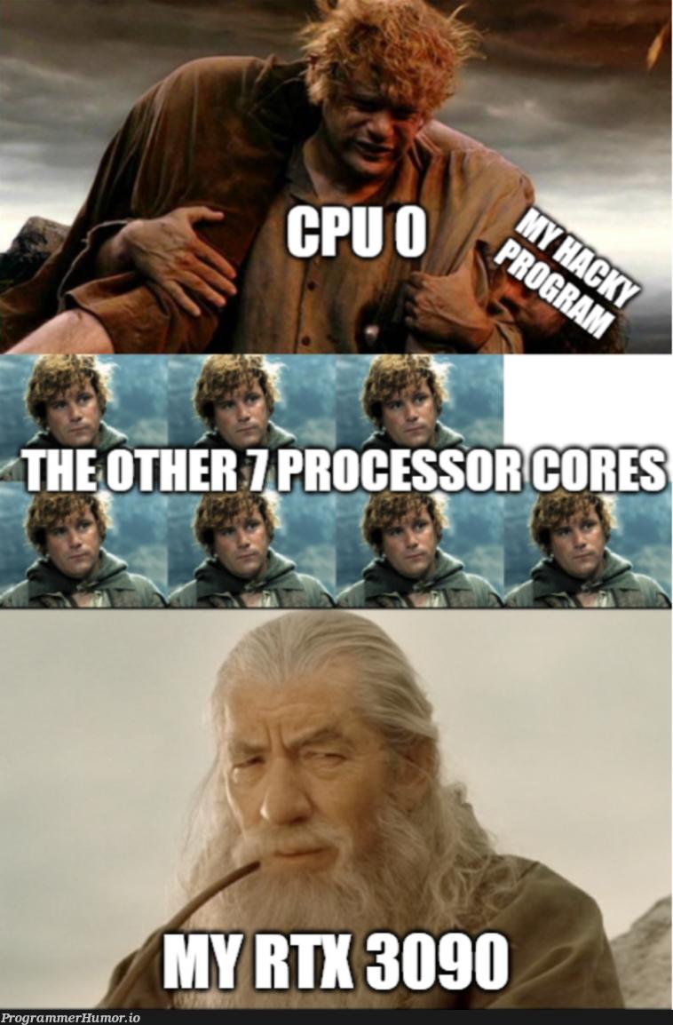 What is multithreading? | threading-memes, multithreading-memes | ProgrammerHumor.io