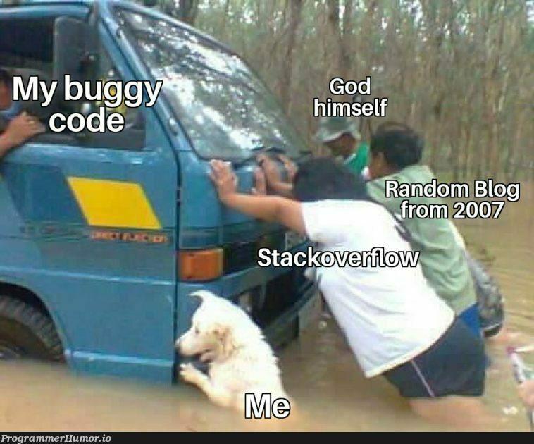 It ain't much but it's honest work | IT-memes | ProgrammerHumor.io