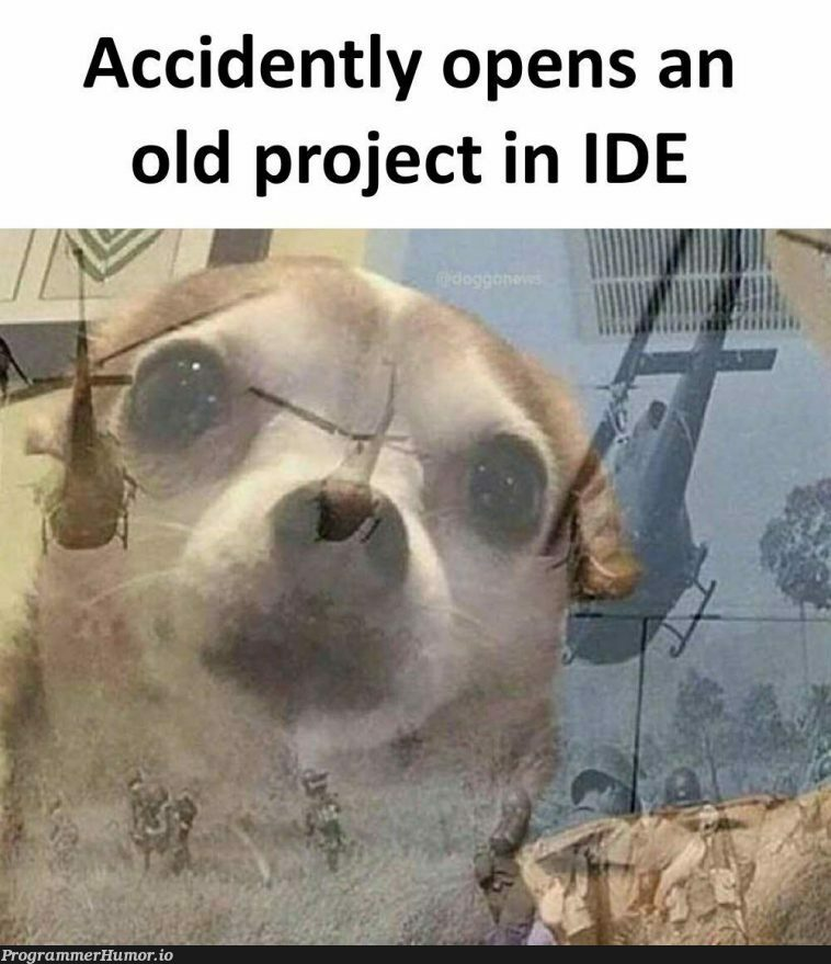 title.   ide-memes   ProgrammerHumor.io