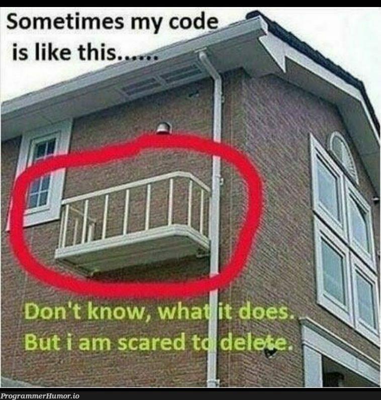 True story 😂 | code-memes | ProgrammerHumor.io