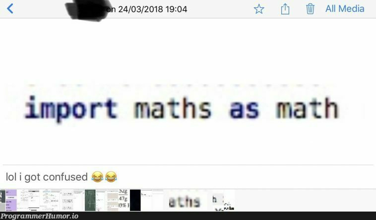 Being both British and a programmer | programmer-memes, program-memes, bot-memes | ProgrammerHumor.io