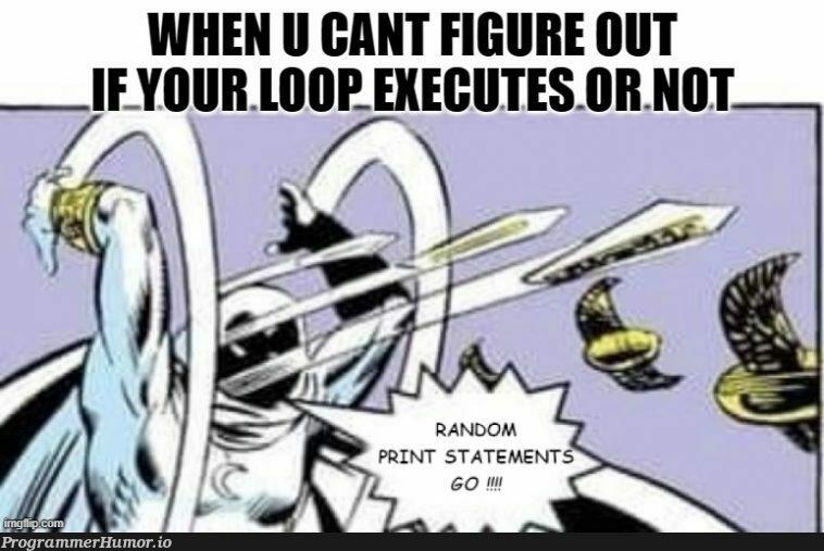 something should have happened | oop-memes | ProgrammerHumor.io