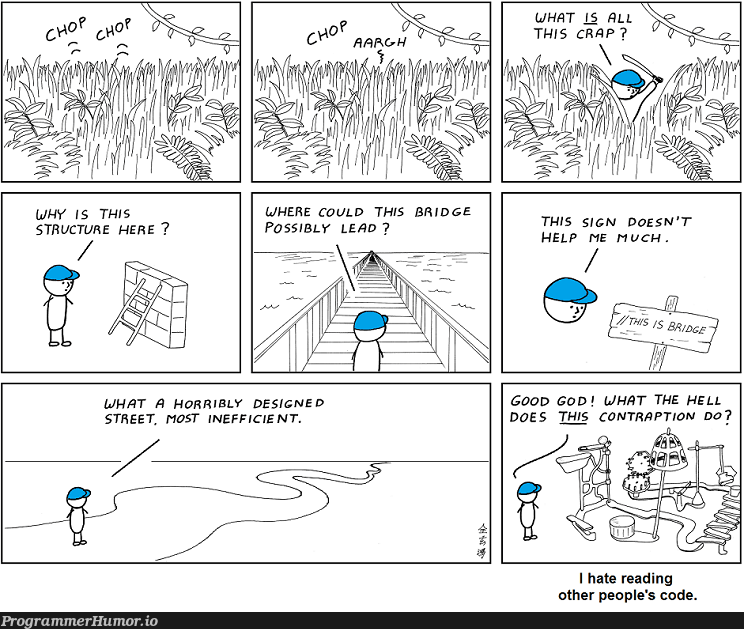 Y'all have been there... | code-memes, design-memes | ProgrammerHumor.io