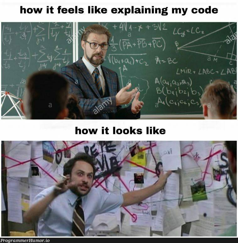 it do be like that | code-memes, IT-memes | ProgrammerHumor.io