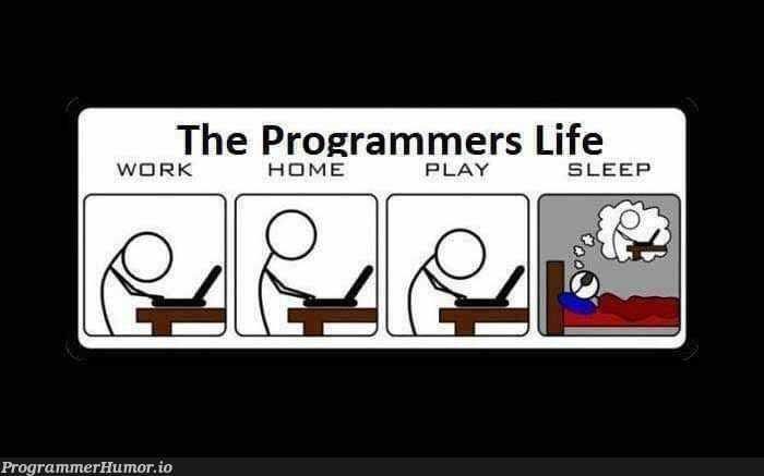 Life of a Programmer! | programmer-memes, program-memes | ProgrammerHumor.io
