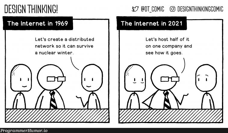 Fastly   design-memes, internet-memes   ProgrammerHumor.io