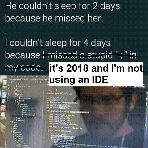 Programming in 2018 | programming-memes, program-memes | ProgrammerHumor.io