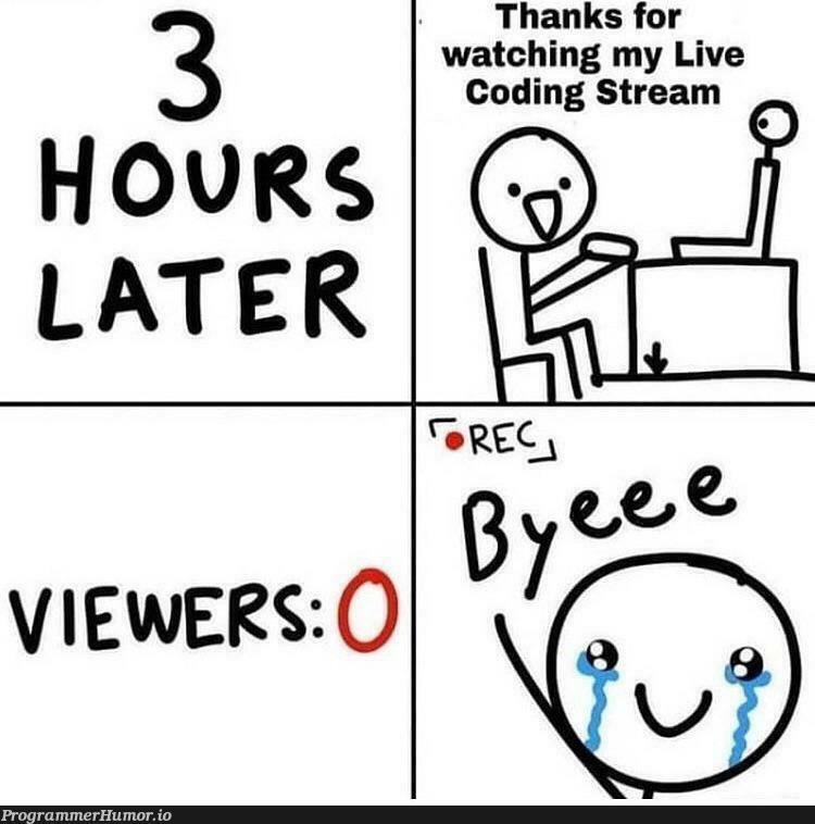 Funny,emotional and full of motivation😭   ProgrammerHumor.io