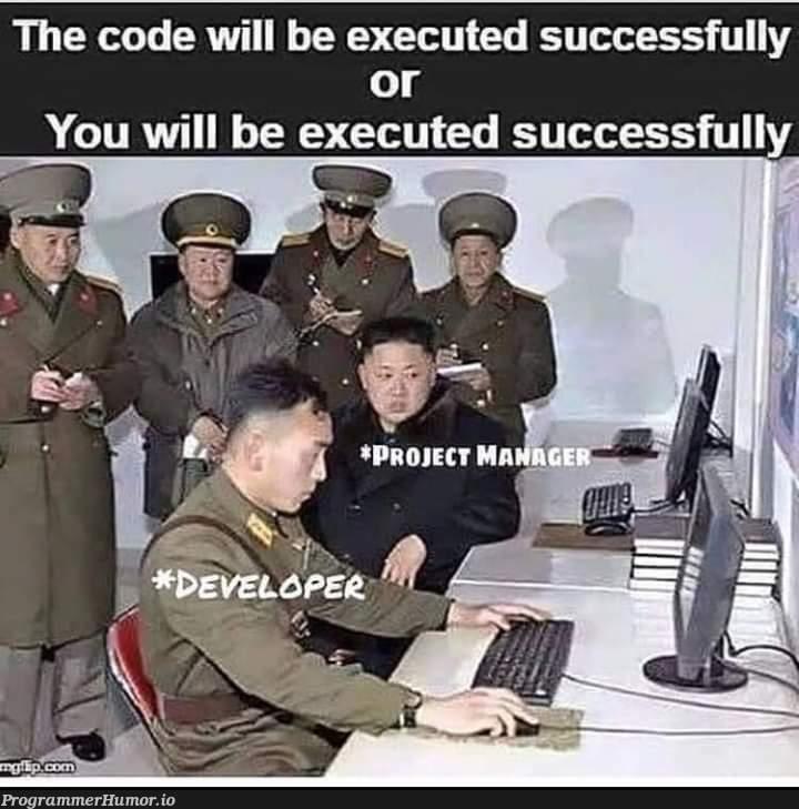 Developers | developer-memes, code-memes | ProgrammerHumor.io