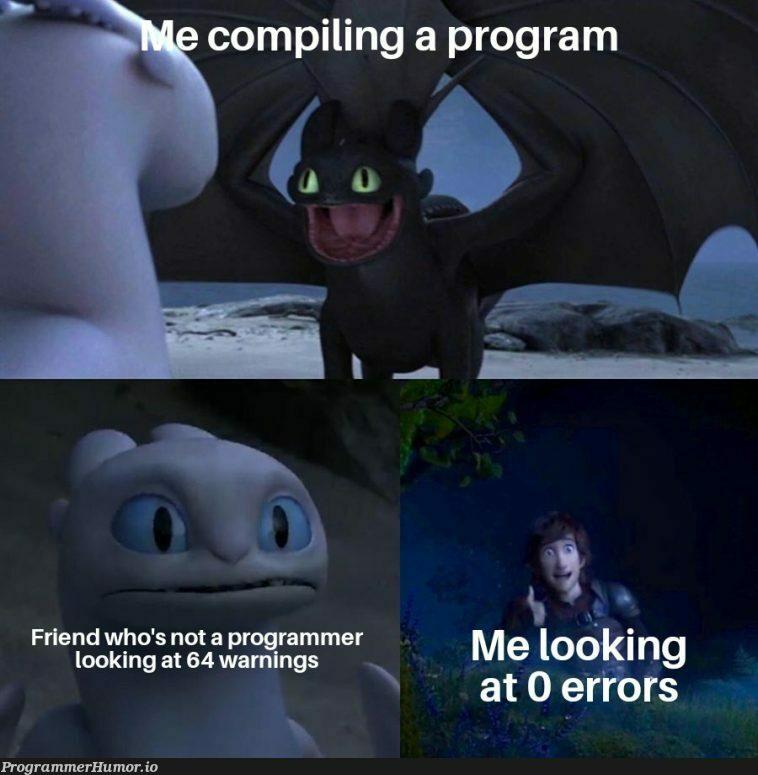 Build successful :) | programmer-memes, program-memes | ProgrammerHumor.io