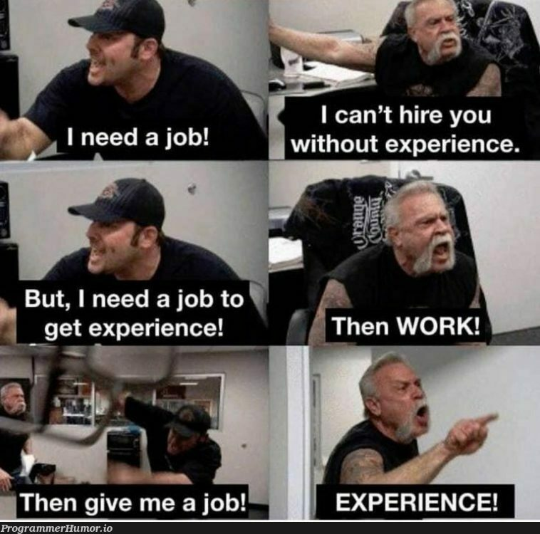 Every time in the interview :( | interview-memes | ProgrammerHumor.io