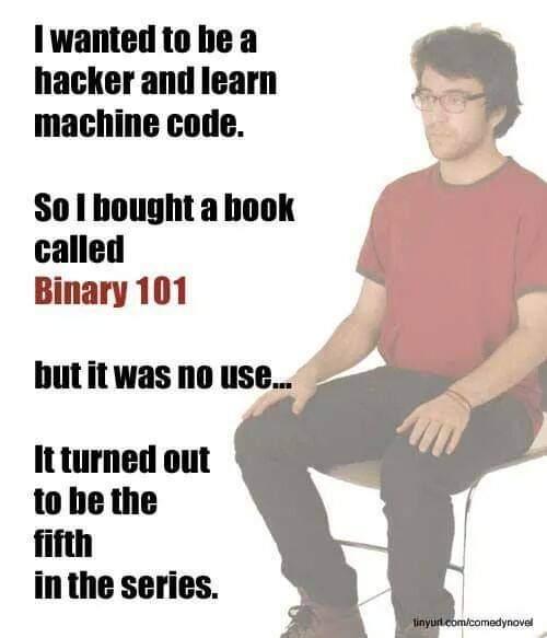 A1m0st.   code-memes, hacker-memes, machine-memes, IT-memes, mac-memes, binary-memes   ProgrammerHumor.io
